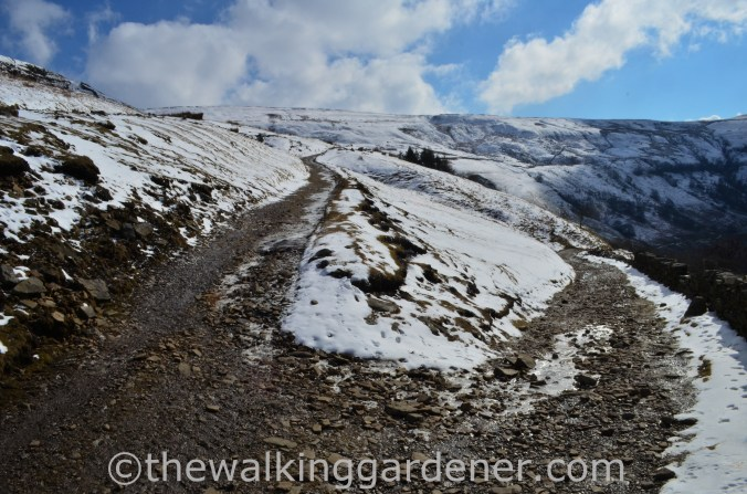 Keld to Reeth alternative route
