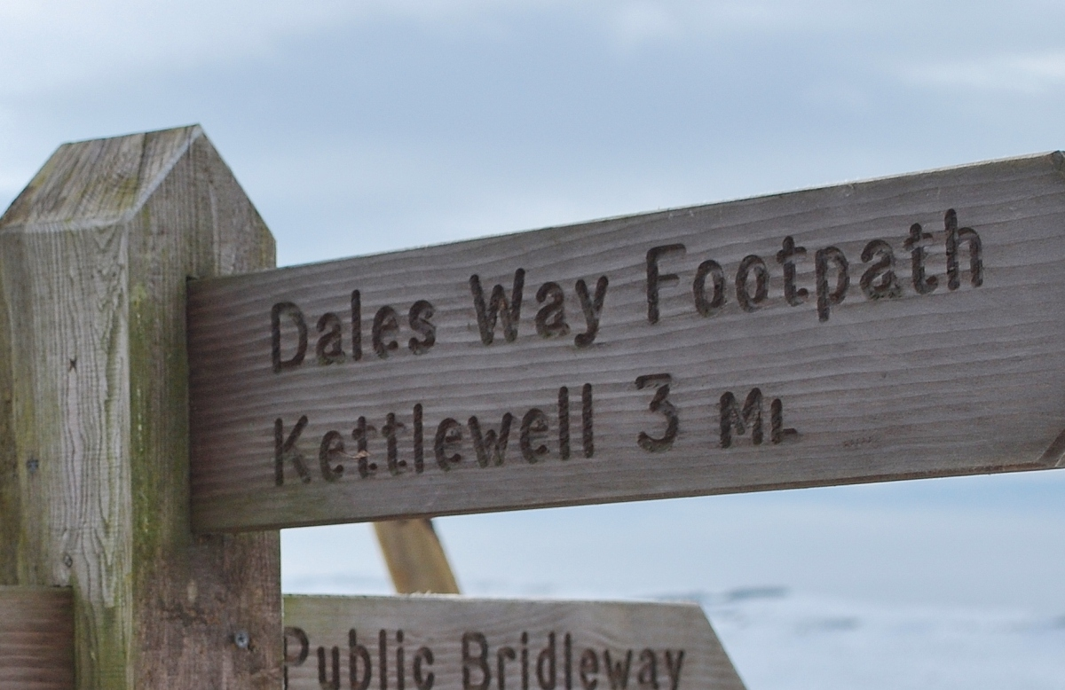 The Dales Way 2012