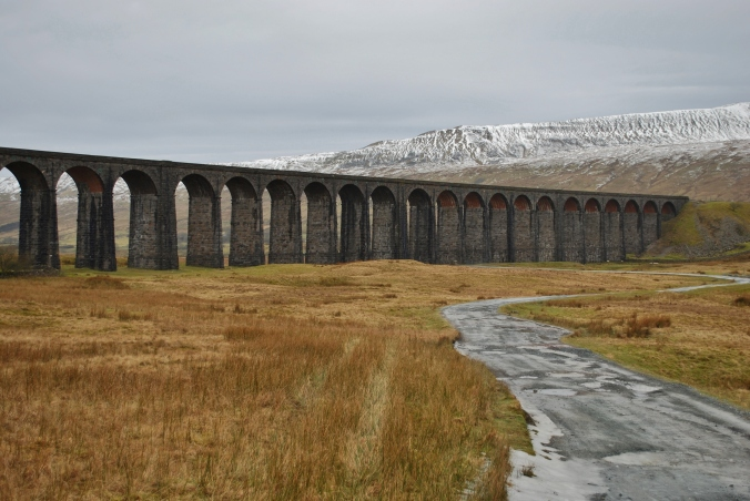 Ribblehead Viaduct Dales Way (1)