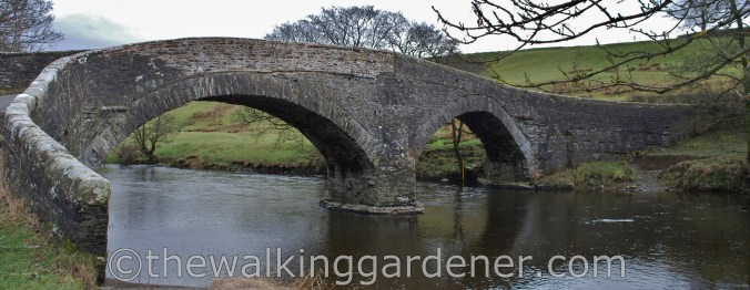 Packhorse bridge Crook of Lune