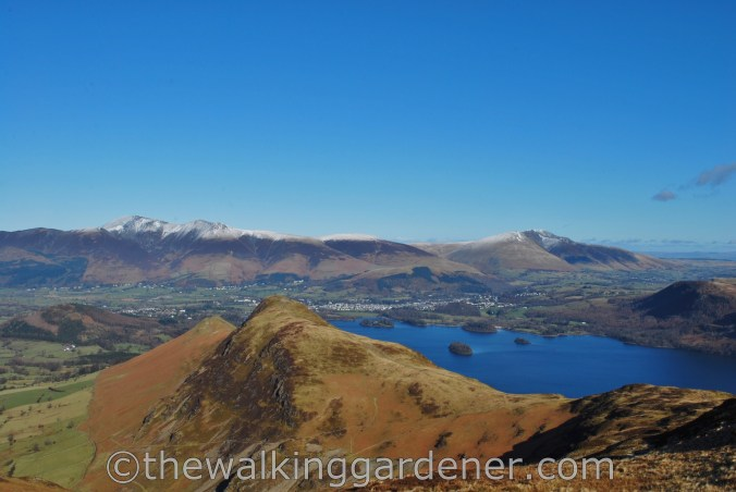 Keswick and Derwent Water (1)
