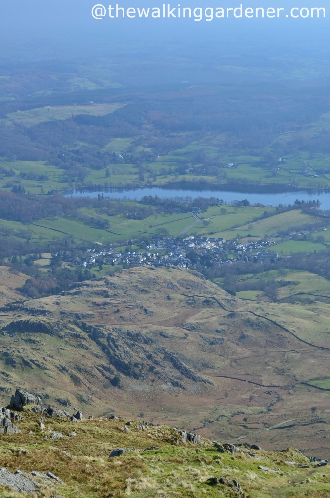 Back down to Coniston and Coniston Water