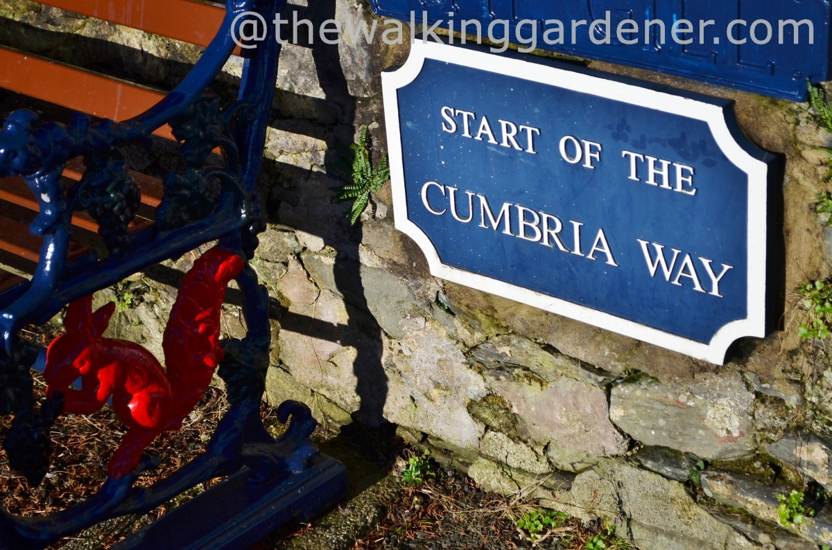 The Cumbria Way: Day 1 - Ulverston to Coniston