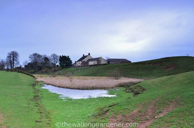 Bleatarn Hadrians Wall Path