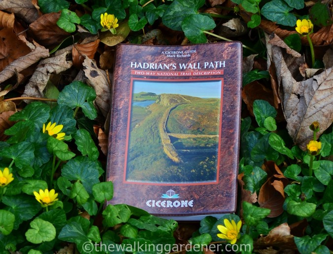 Cicerone Guide Hadrian's Wall Path
