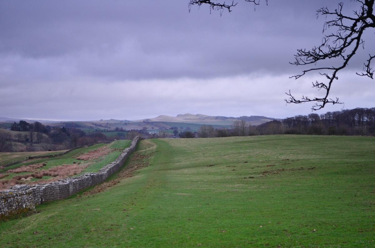 Hadrian's Wall Path: Day 1 - Carlisle to Gilsland