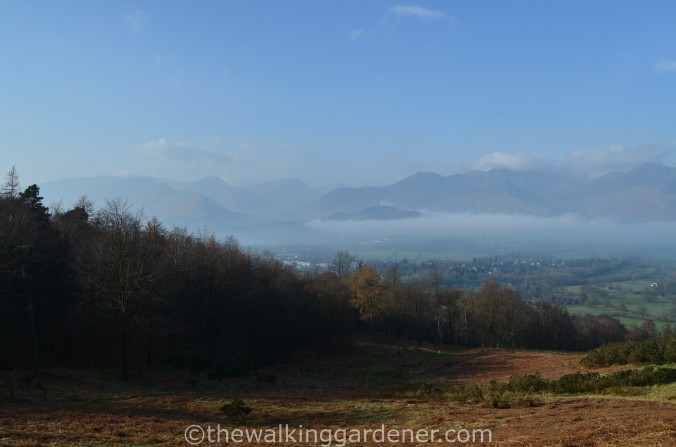Keswick from Cumbria Way (1)