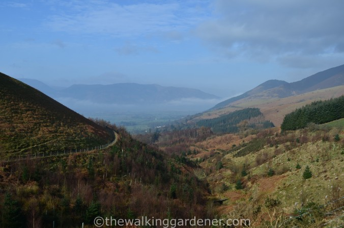 Keswick from Cumbria Way (2)