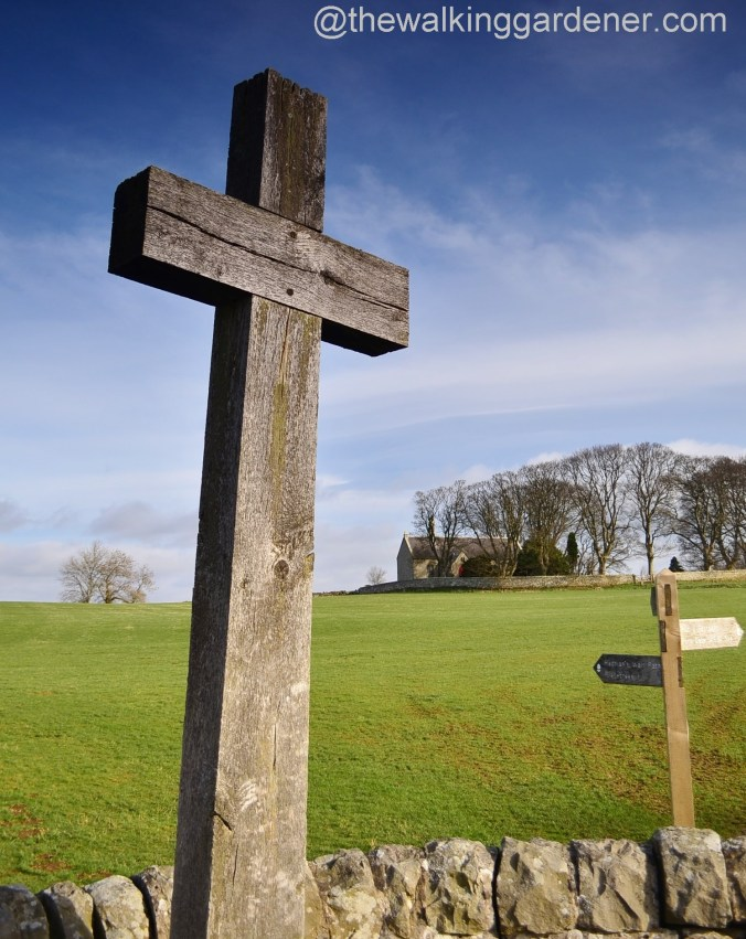 Heavenfield Cross