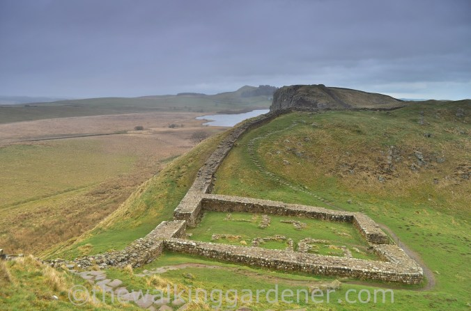 Milecastle 39, Castle Nick
