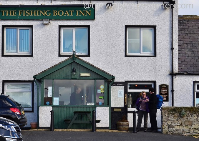 The Fishing Boat Inn, Boulmer