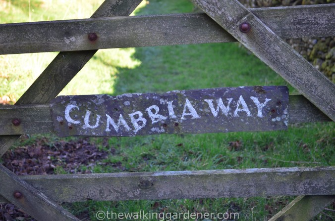 Cumbria Way Sign (3)