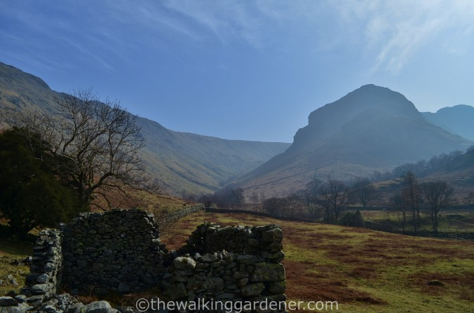 Eagle Crag Borrowdale