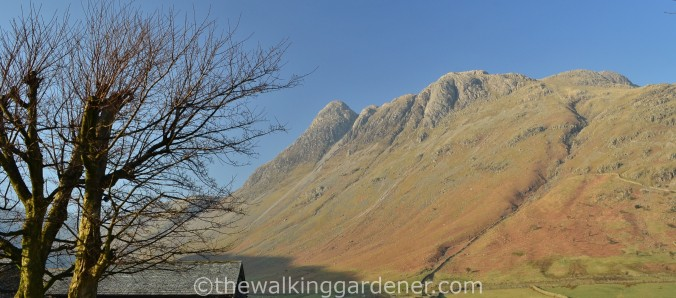 The Langdale Pikes, Great Langdale