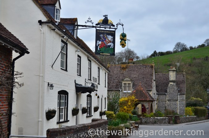 Ye Old George Inn, East Meon