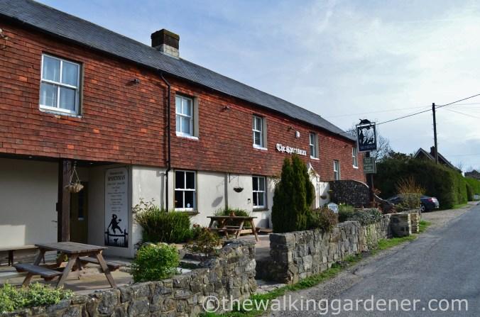 The Sportsman Inn, Amberley