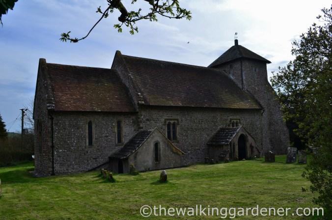 pyecombe-church