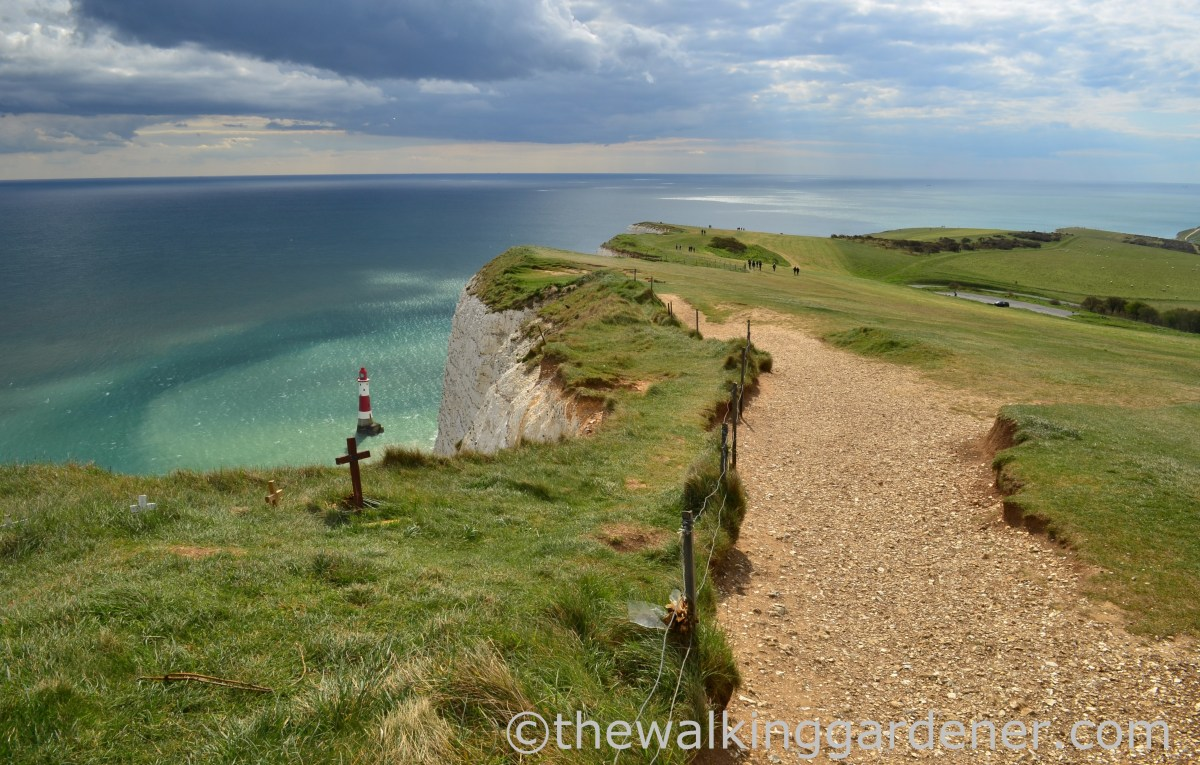 The South Downs Way: Day 6 - Southease to Eastbourne
