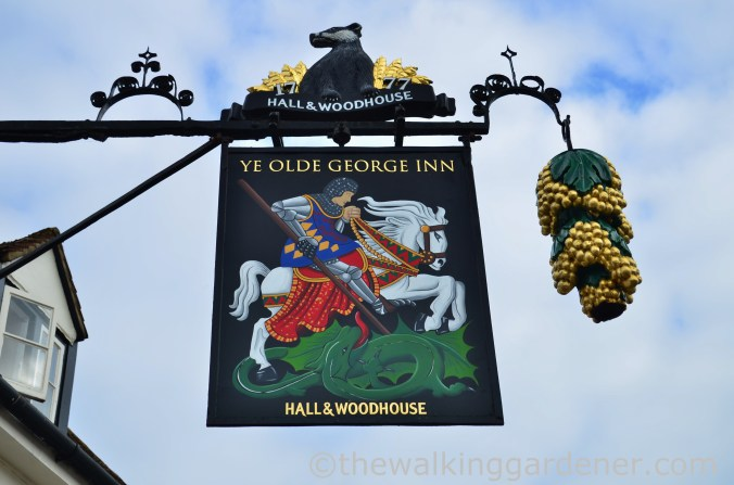 Ye Old George Inn, East Meon (2)