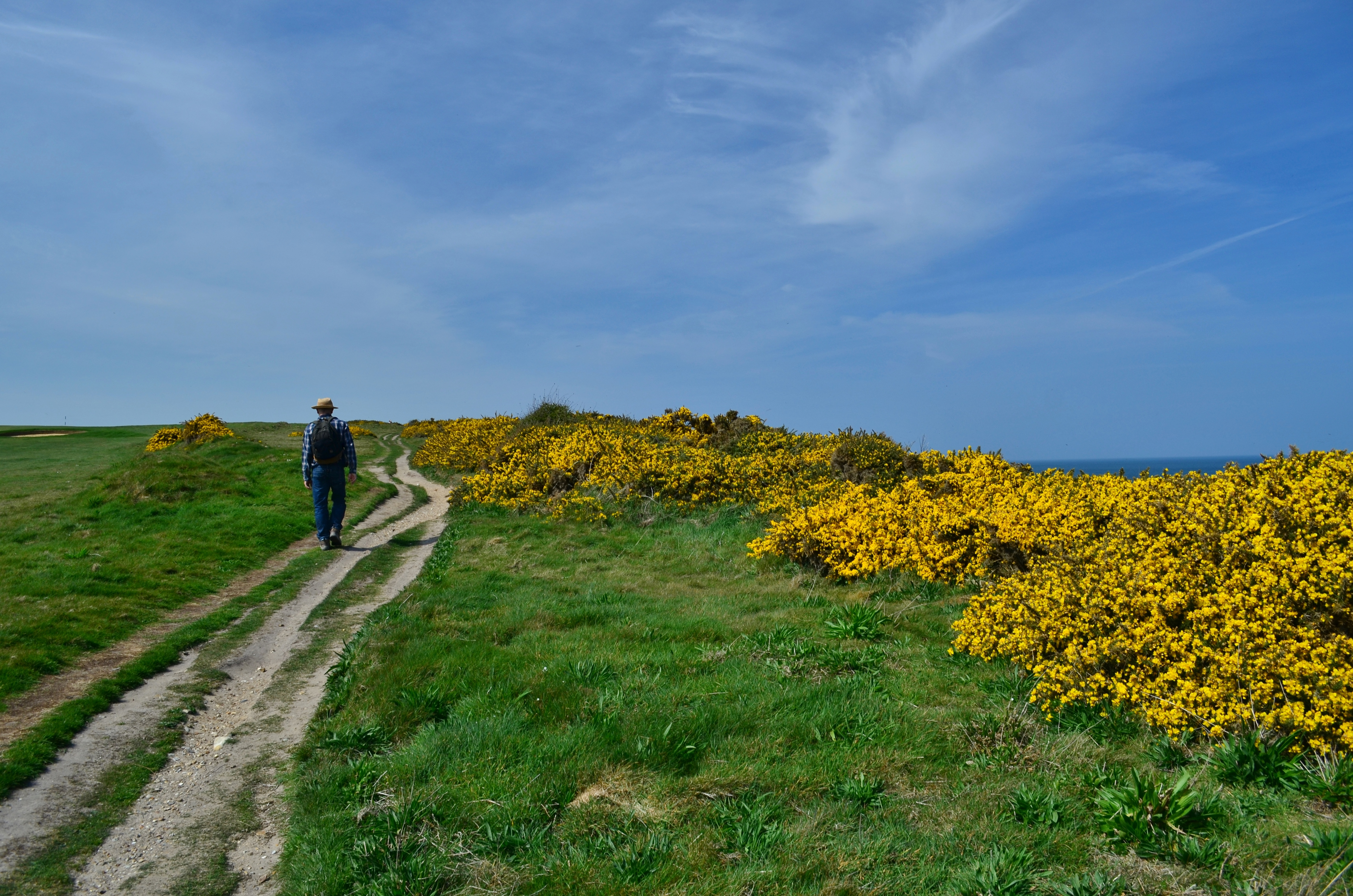 The Norfolk Coast Path: Day 1 – Cromer to Blakeney