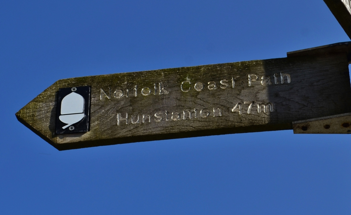 The Norfolk Coast Path