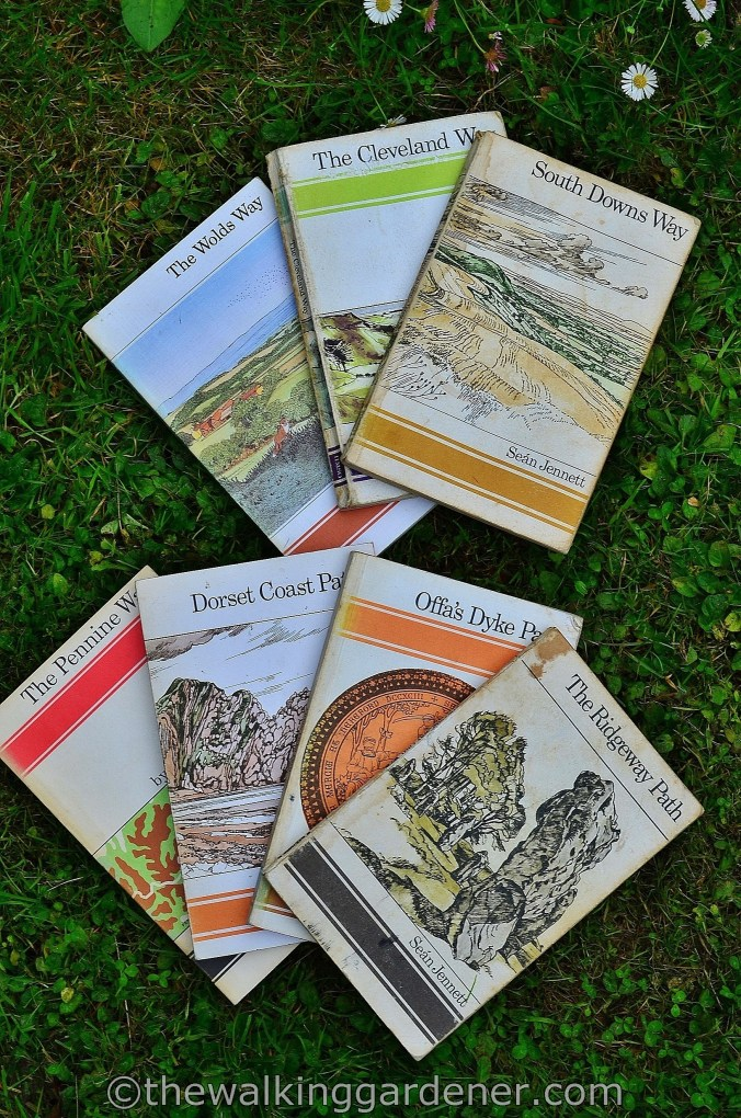 HMSO Long-Distance Footpath Guides