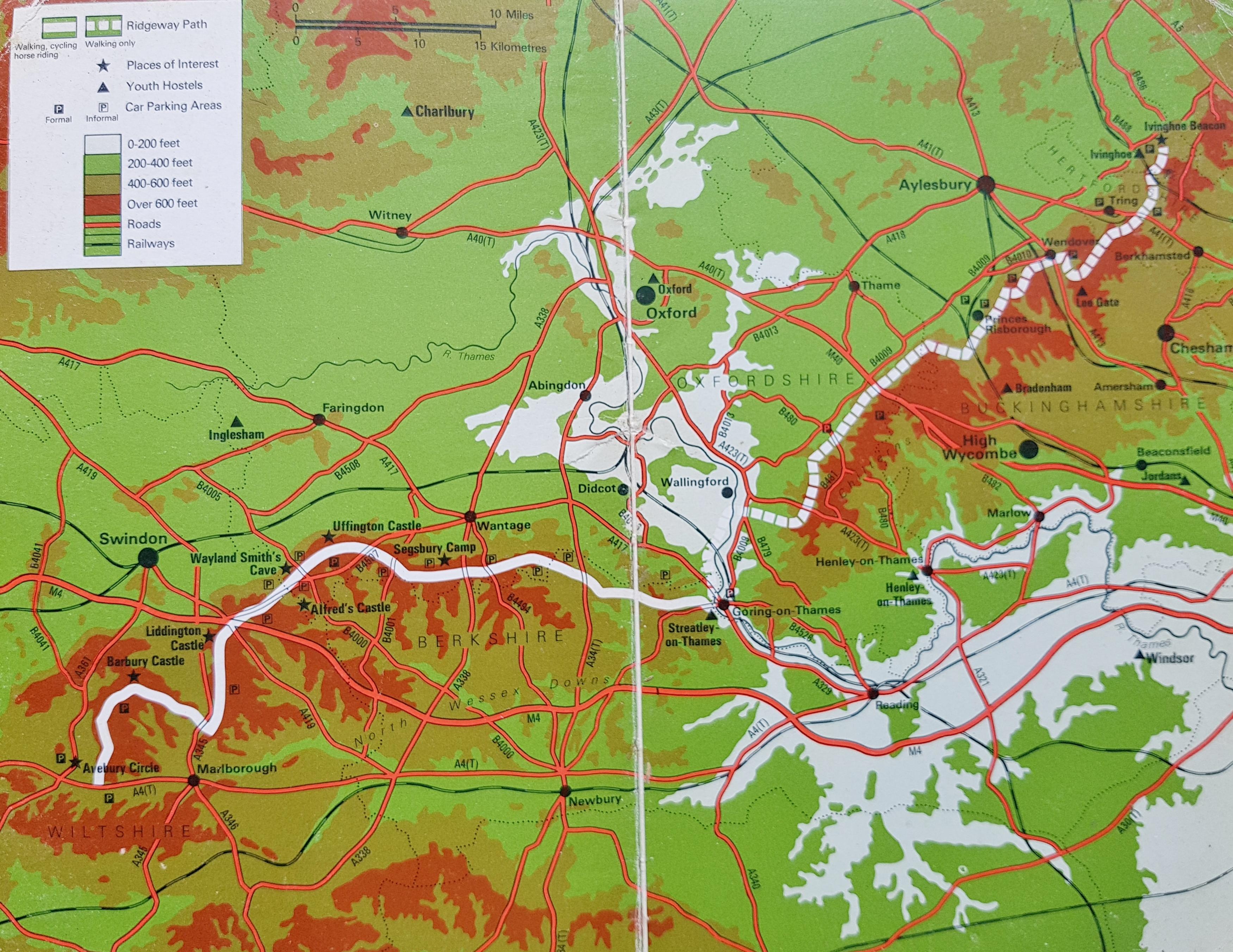 The Ridgeway Path Sean Jennett