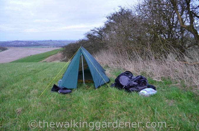 Wildcamping The Ridgeway (2)