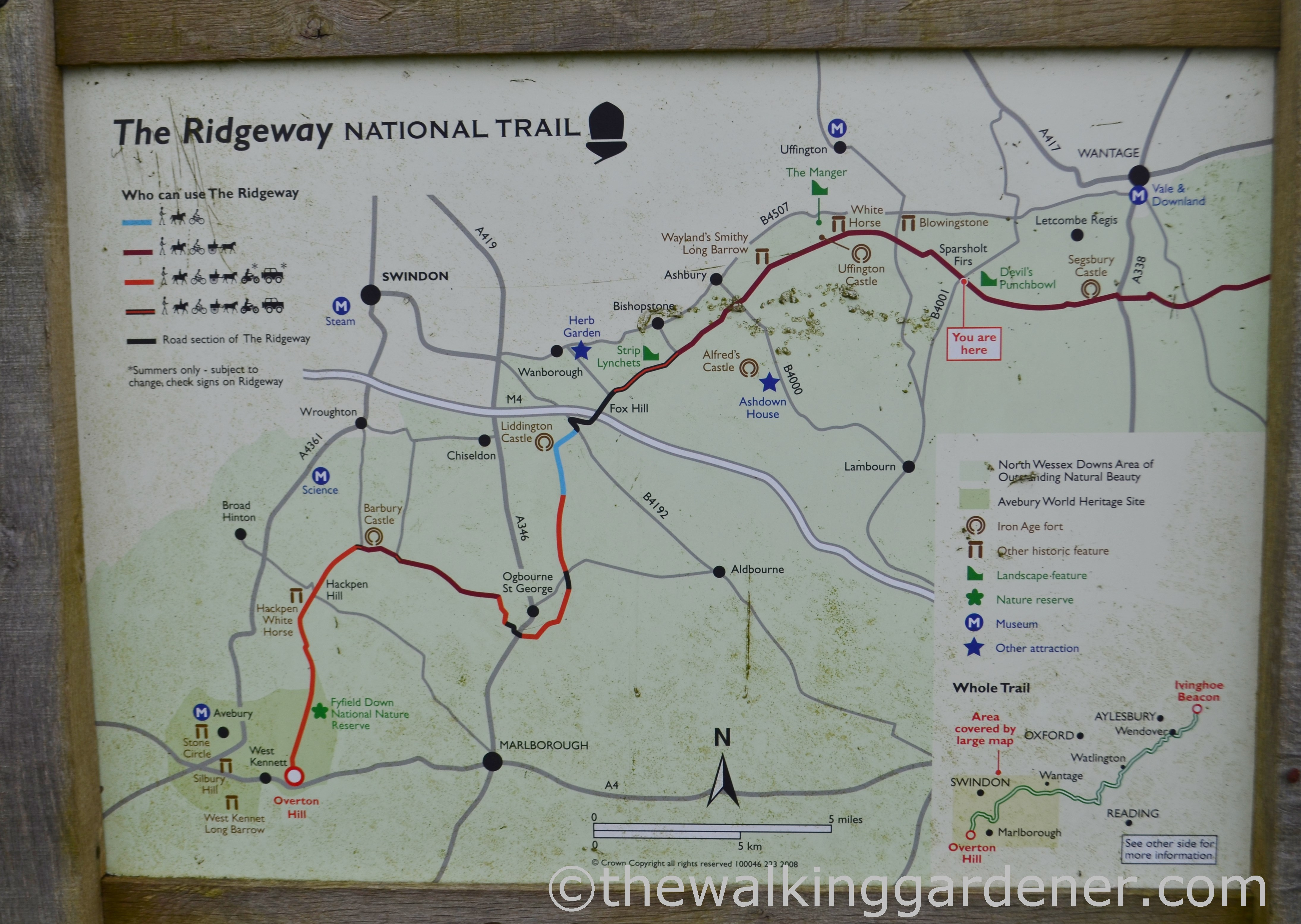 The Ridgeway Map (2)